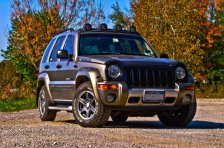 Jeep Liberty Renegade
