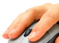 Rotating between a mouse and a pen can help alleviate repetitive motion pain.