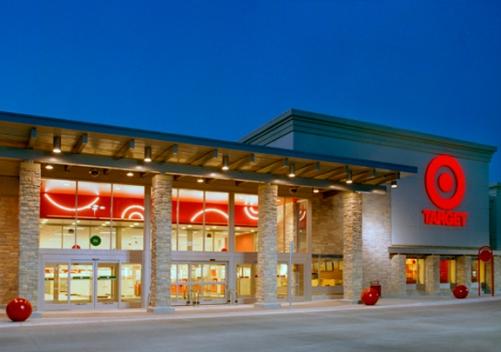 Target Store Entrance Photo